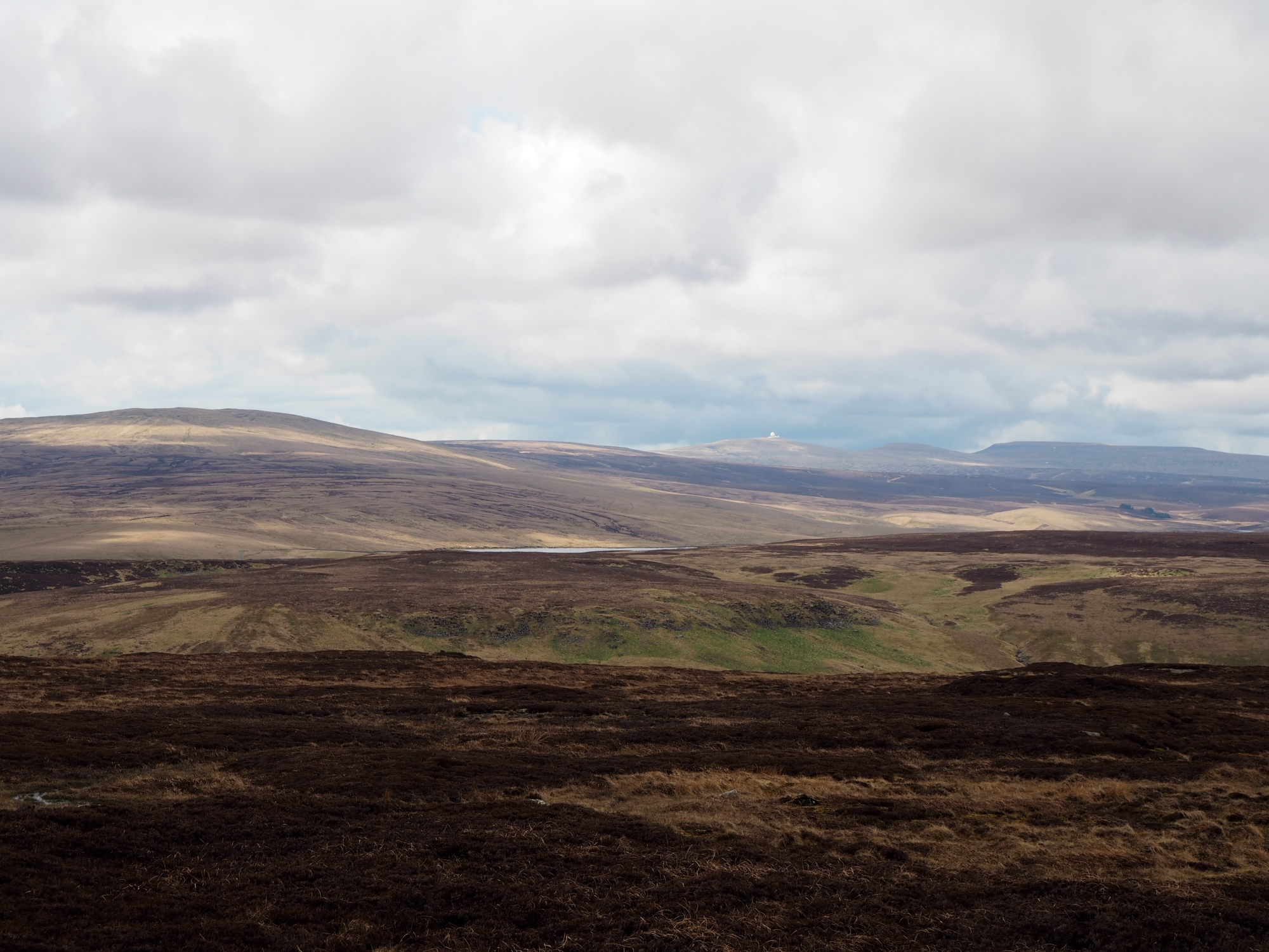 The Cross Fell range