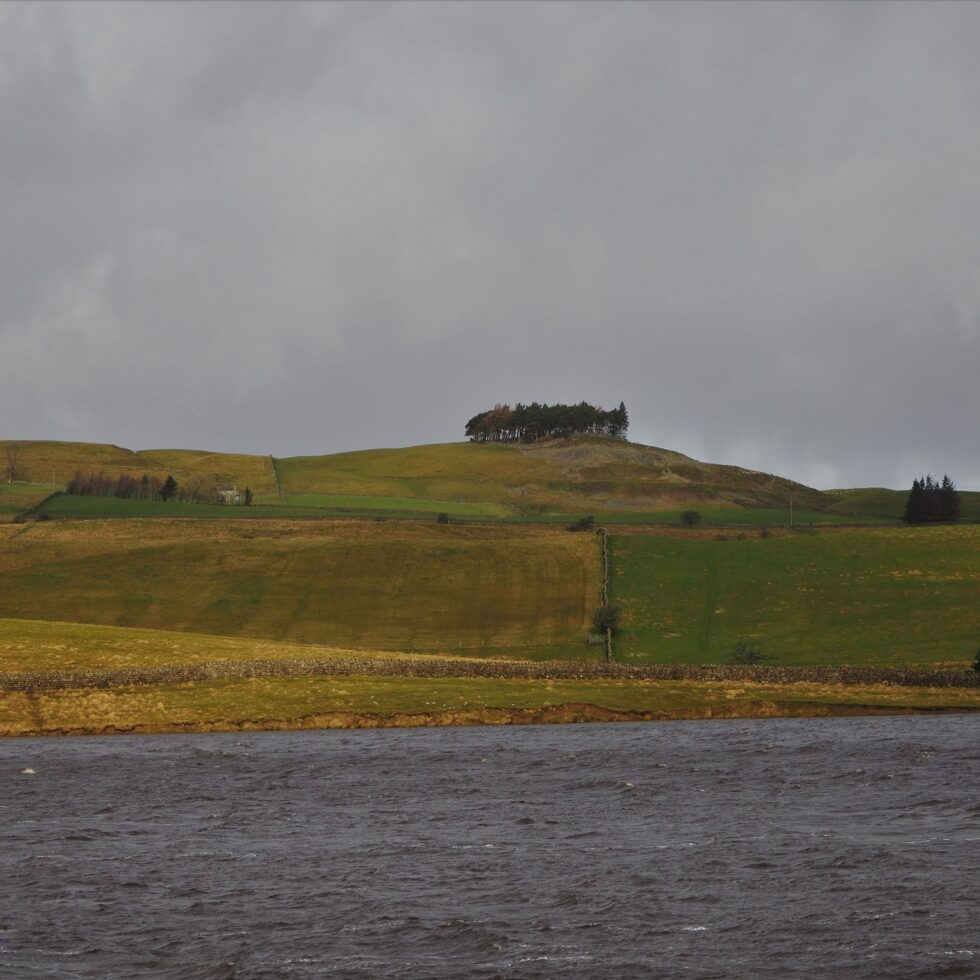 Kirkcarrion and Grassholme Reservoir