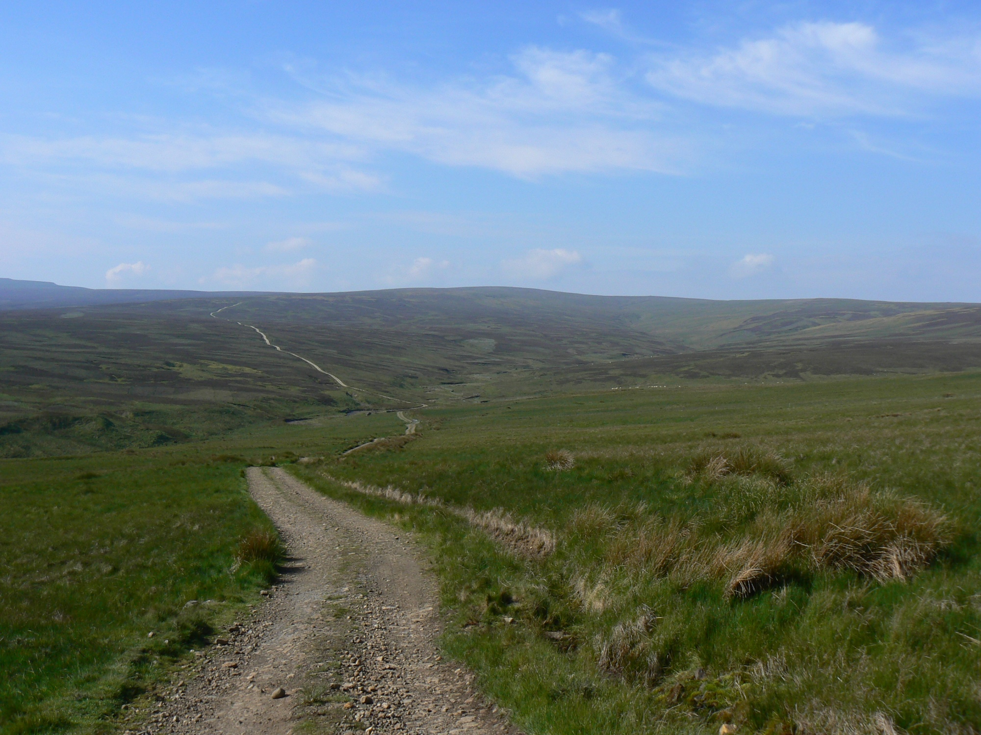 Maiden Way and Melmerby Fell