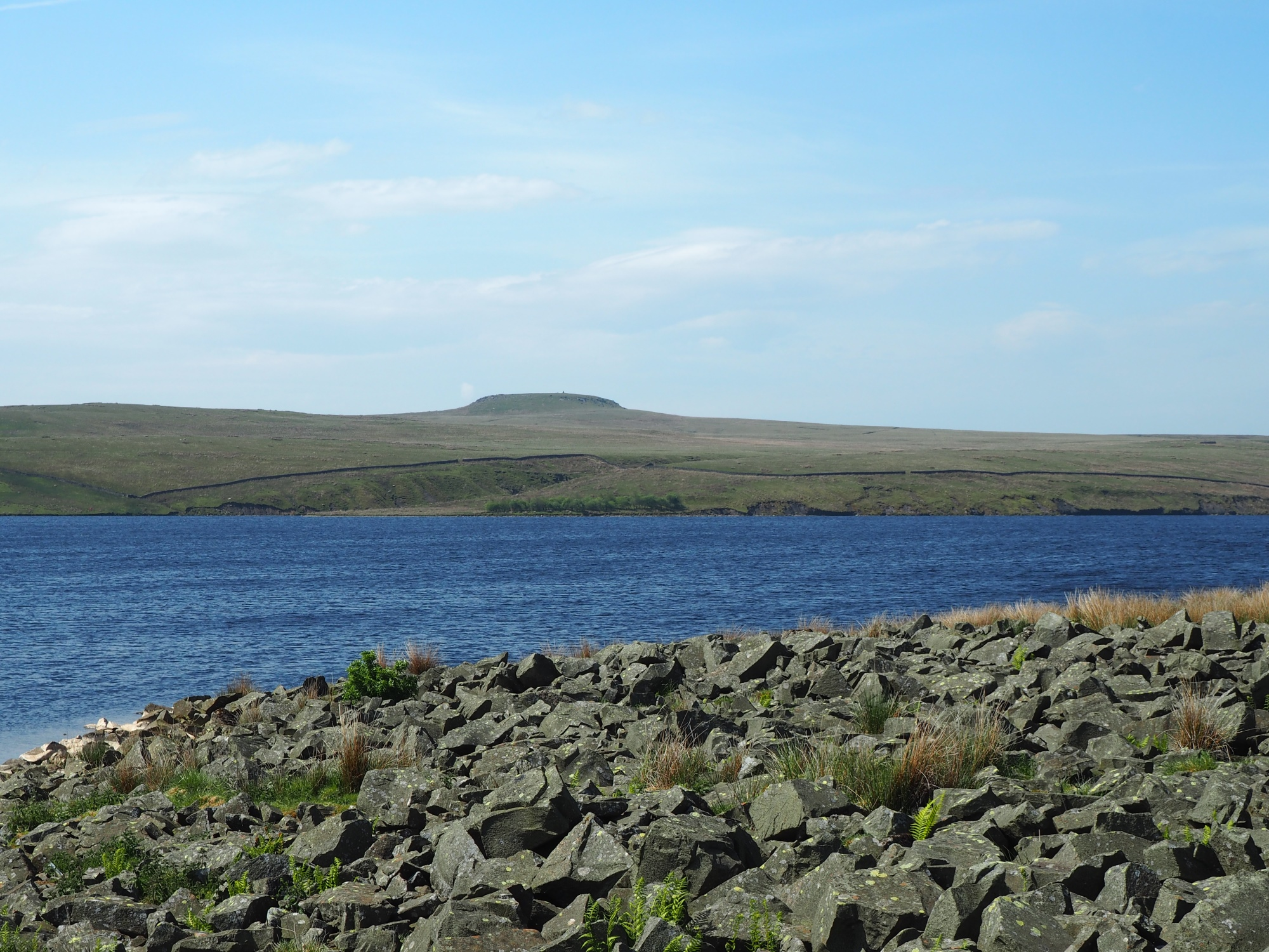 Shacklesborough and Balderhead Reservoir