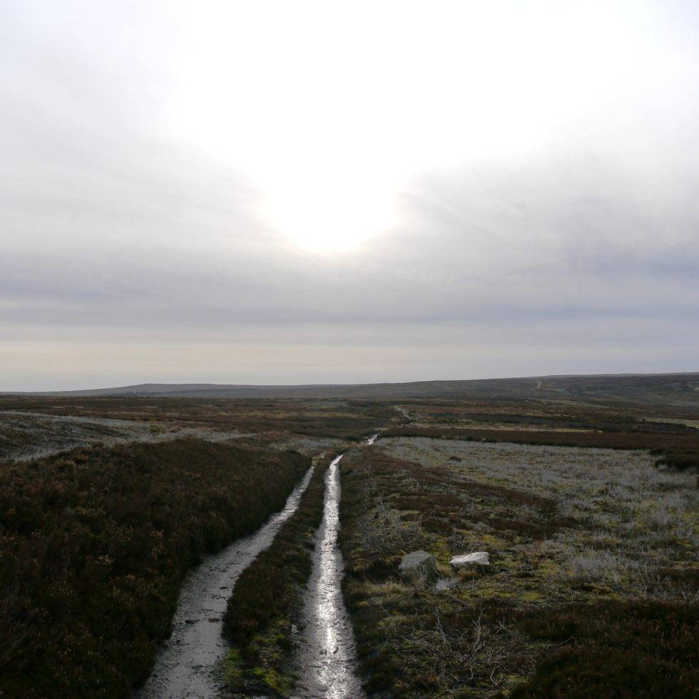 The Carrier's Way on Blanchland Moor