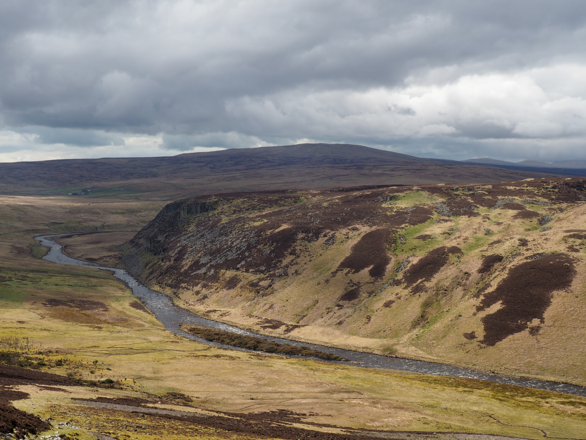 The River Tees from Cronkley Fell