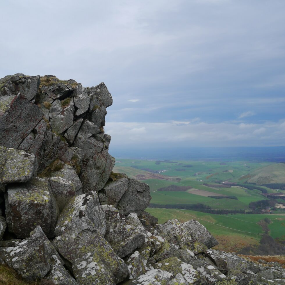 Wester Tor on Newton Tors