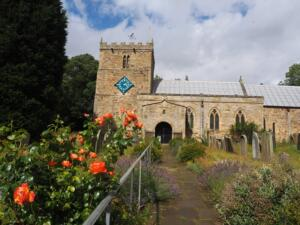 St Thomas' Church, Stanhope
