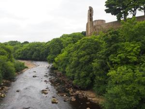 The River Tees and Barnard Castle
