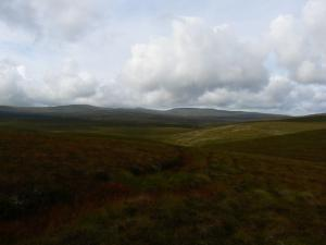 Cross Fell and the two Dun Fells