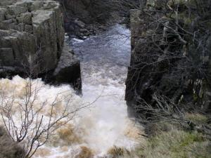 The view from the top of High Force
