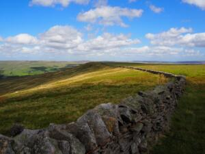 Looking back along Blackhill Edge