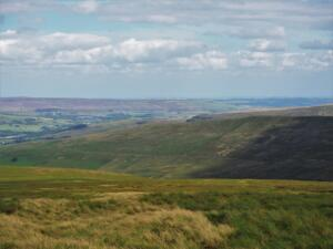 Another view of Blackhill Edge
