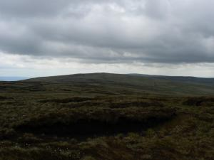 Looking back at Great Stony Hill