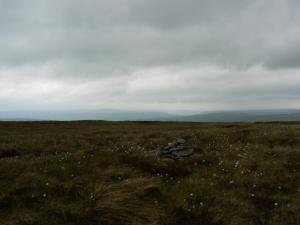 The top of Burnhope Seat