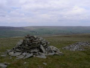 The remains of Highwatch Currick