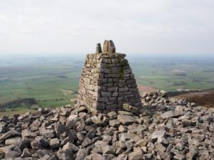 The Armstrong Cairn