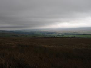 Overcast Teesdale