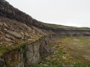 Harthope Head Quarry