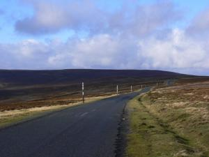 Bolt's Law from the road on Meadow's Edge