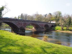 Back at Armathwaite Bridge