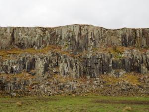 The quarry below Low Knott