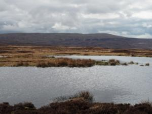 Mickle Fell from Thistle Green Tarn