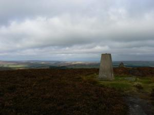 The trig point on Bolt's Law