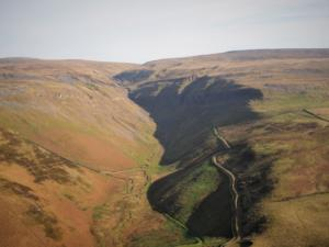 The magnificent view of Great Rundale