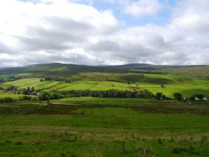 Round Hill and Cross Fell