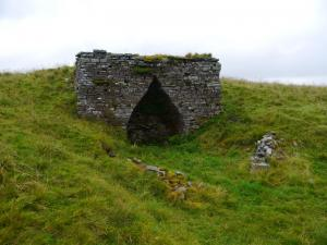 A kiln on Alston Moor