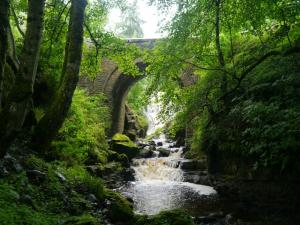 Garrigill Burn below Low Houses Bridge