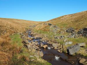 Crossing Ashgill Beck