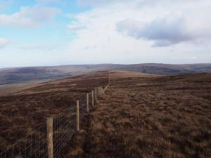 Looking back at Great Heaplaw