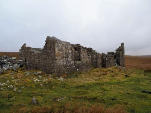 The ruin on Watcher's Hill