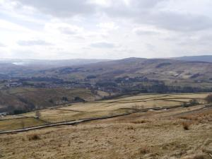 Park Fell and Alston