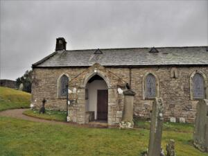 Laithkirk Parish Church, aka The Holy Barn