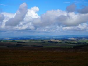 Big views over the Tyne valley