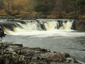The upper section of Low Force