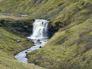 Waterfall on Borrowdale Beck