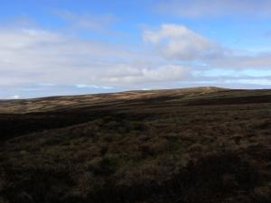 Looking back at Killhope Law
