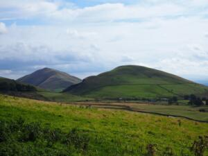 Dufton Pike and Knock Pike