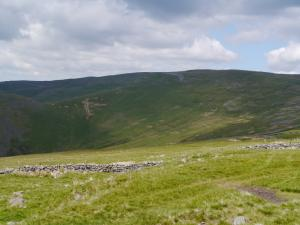 Melmerby Fell from the Maiden Way