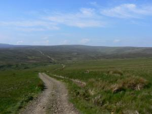 The Maiden Way and Melmerby Fell