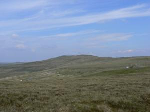 Black Fell and Hartside