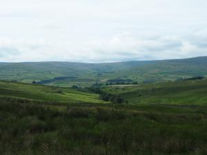 Looking back towards Weardale