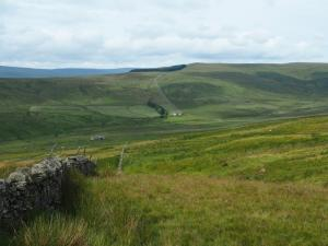 The remote Middlehope Lodge