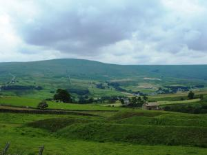 Looking across Weardale towards Chapelfell Top
