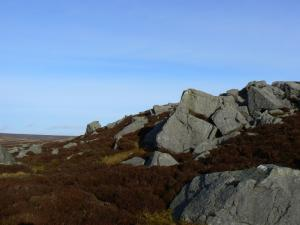 Crags on Monk's Moor