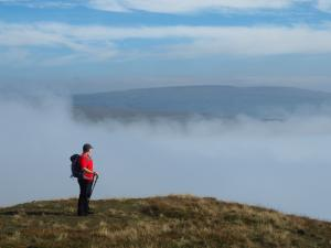 Paul on Murton Pike