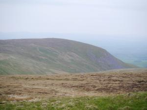 Looking back at Roman Fell