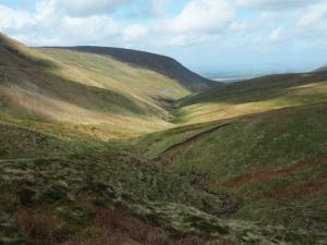 Swindale and Roman Fell