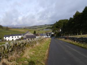 Looking back to Garrigill