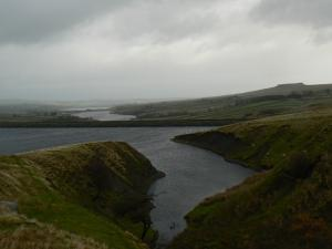 All three Baldersdale reservoirs and Goldsborough